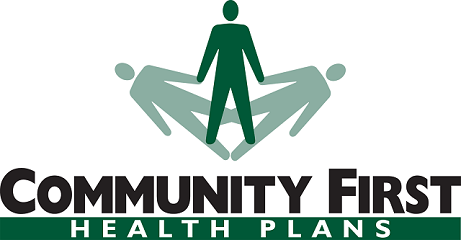 Community first header
